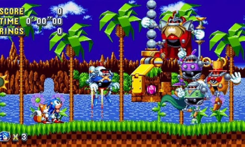 Tips Sonic Mania Game Ultimate Tricks for Android - Download