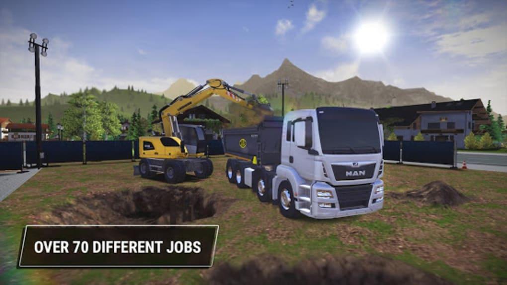 Construction Simulator 3 لنظام Android - تنزيل