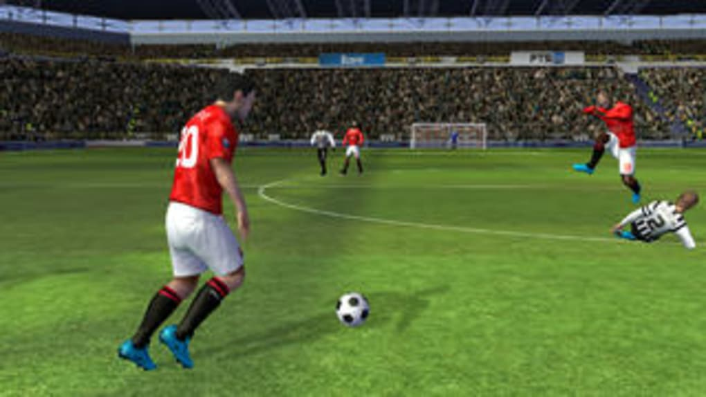 First Touch Soccer 2014 for iPhone - Download