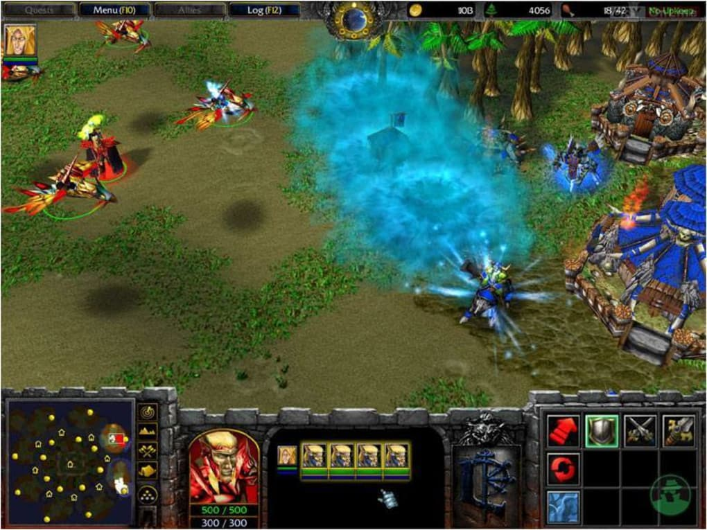 Warcraft III: The Frozen Throne - Download