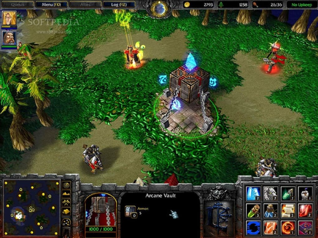 warcraft 3 download full version free crack