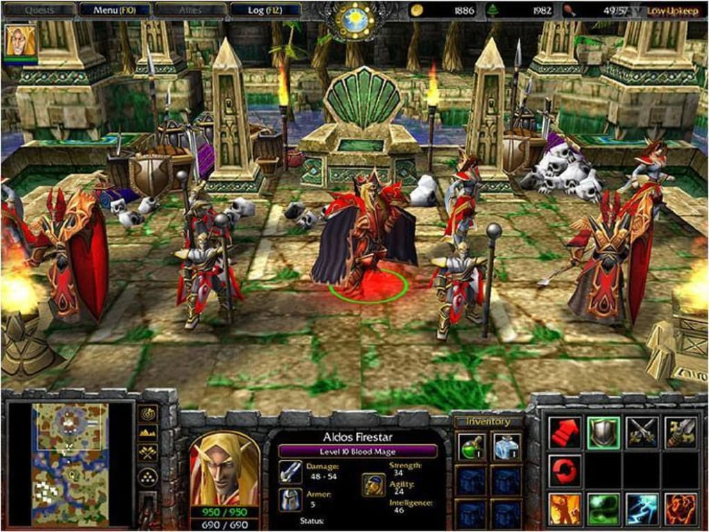 Warcraft III: The Frozen Throne - Download on