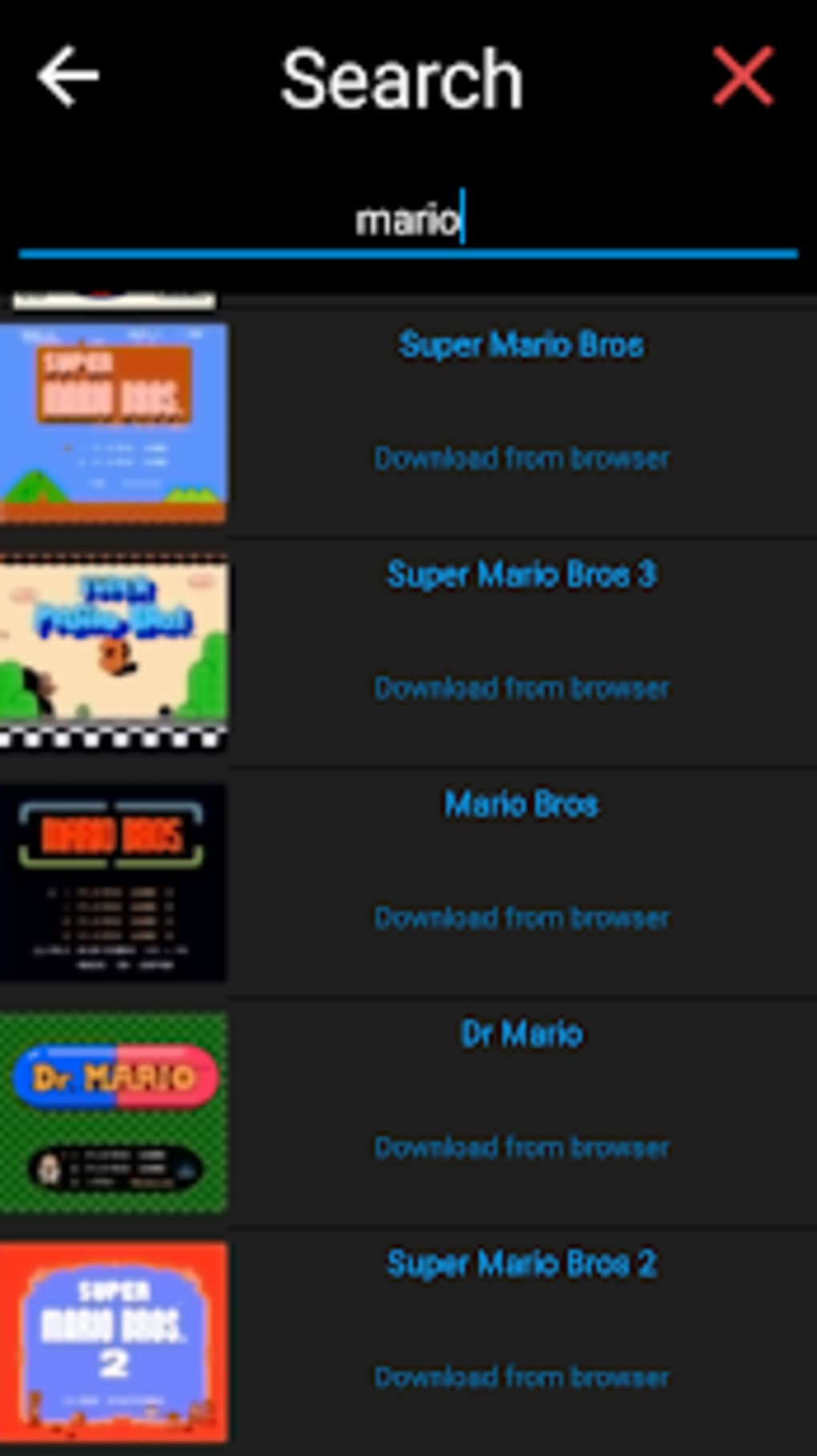 super mario bros 3 nes emulator download