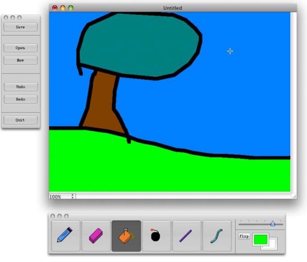 MacPaint X (Mac) - Download