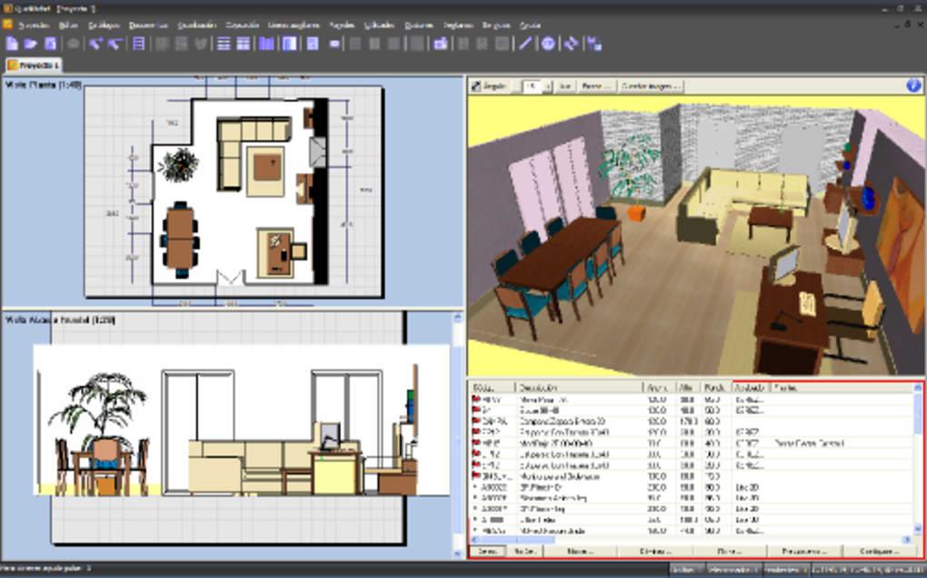 Quickmobel descargar Diseno de interiores 3d data becker windows 7
