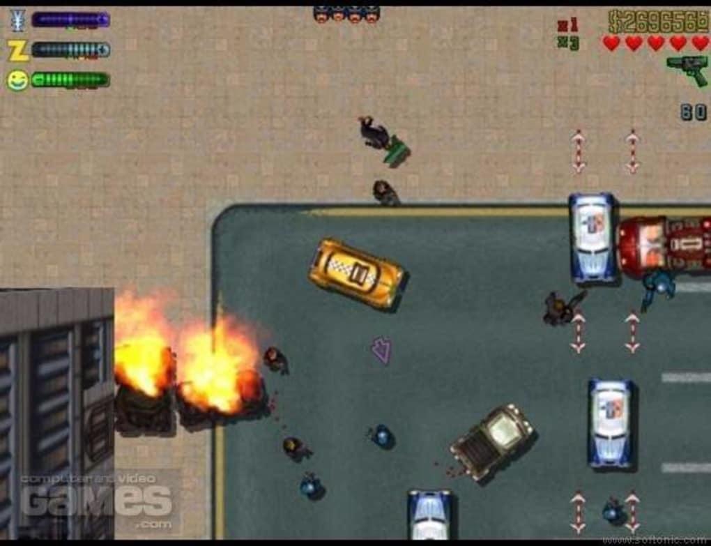 Grand Theft Auto 2 - ダウンロ...