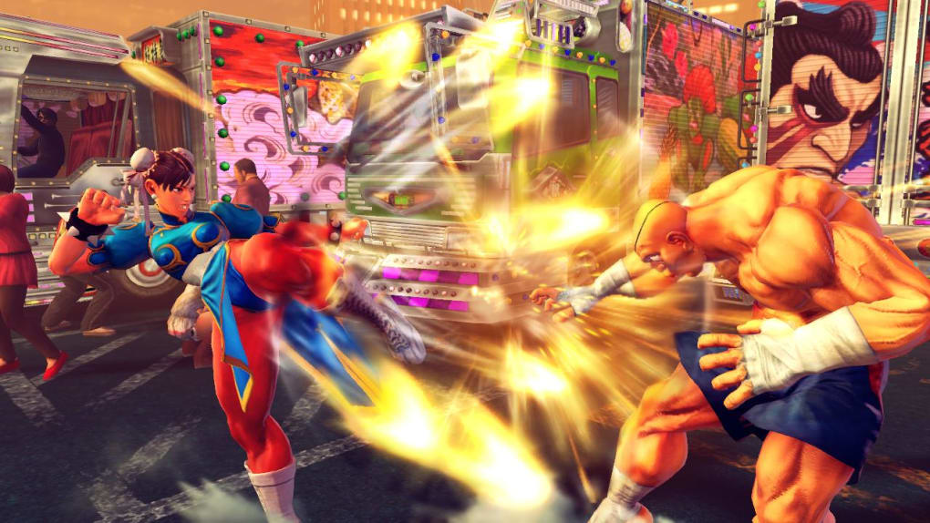 Ultra Street Fighter IV - Download