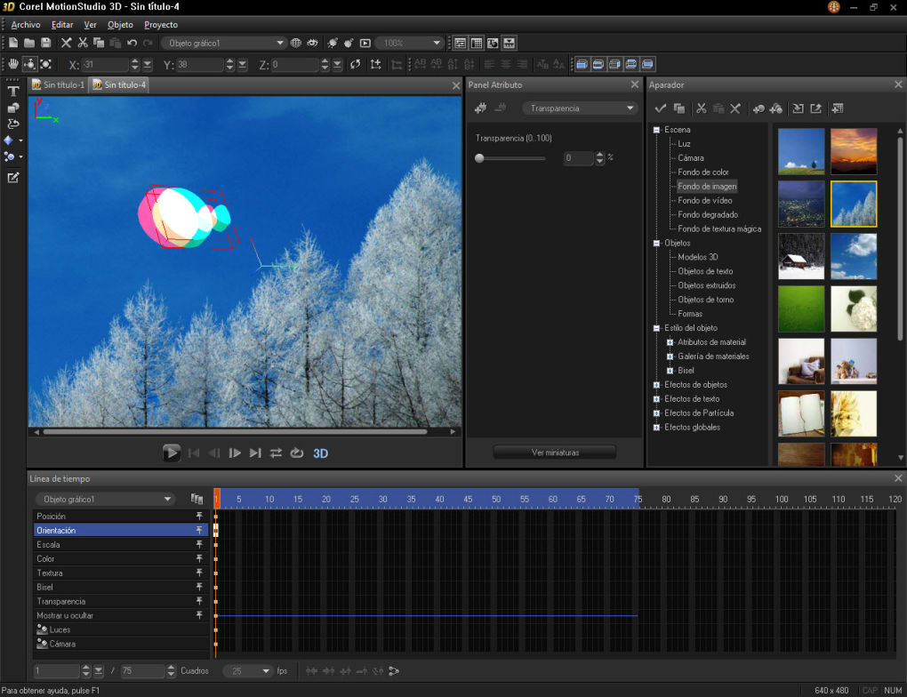 Corel Motion Studio 3D buy online width=