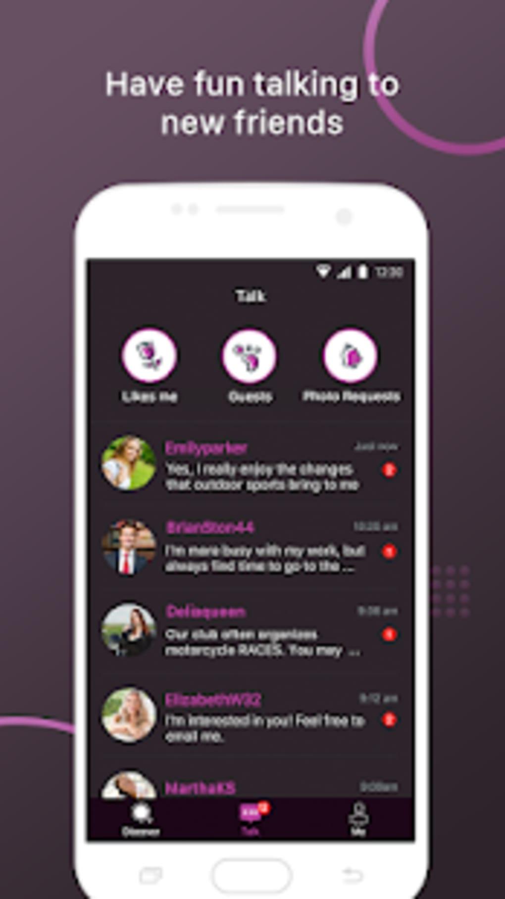 gratis app til online dating speed dating i manassas va