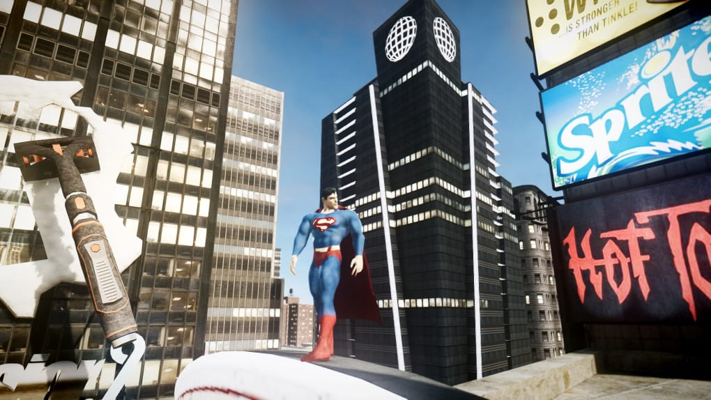 SuperMan Mod for GTA IV - Download