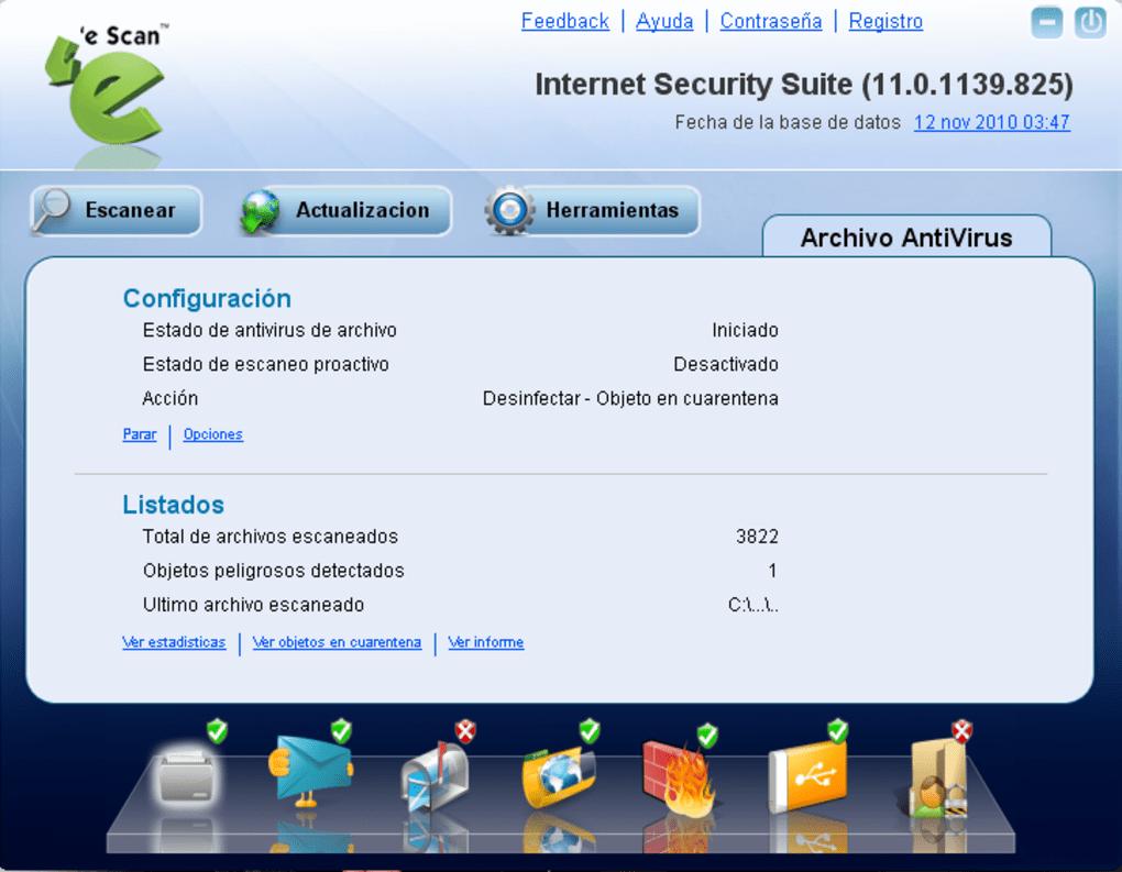 EScan Anti-Virus Free Trial Version Download