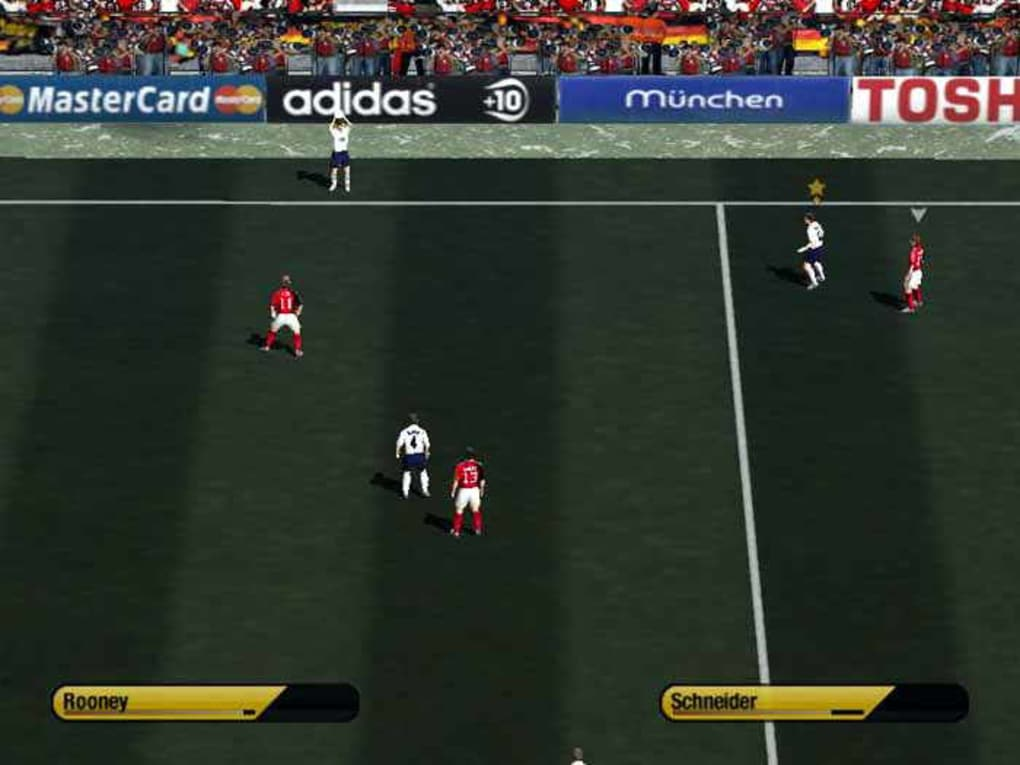 Fifa world cup 2006 pc gameplay [hd] youtube.