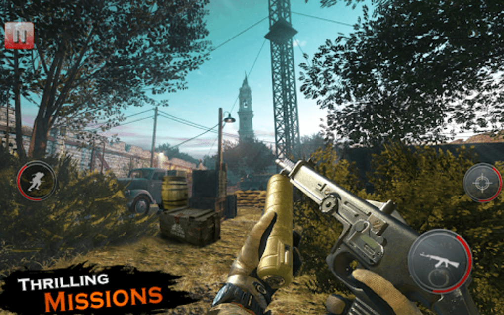 Sniper Cover Operation: FPS Shooting Games 2019 for Android