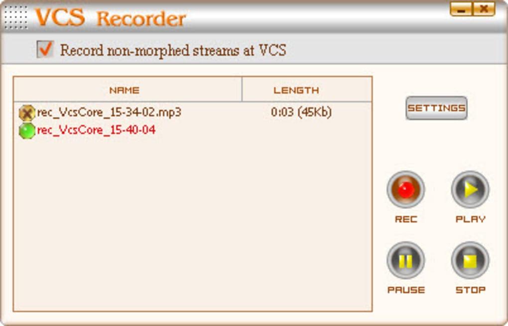 AV Voice Changer Software - Download