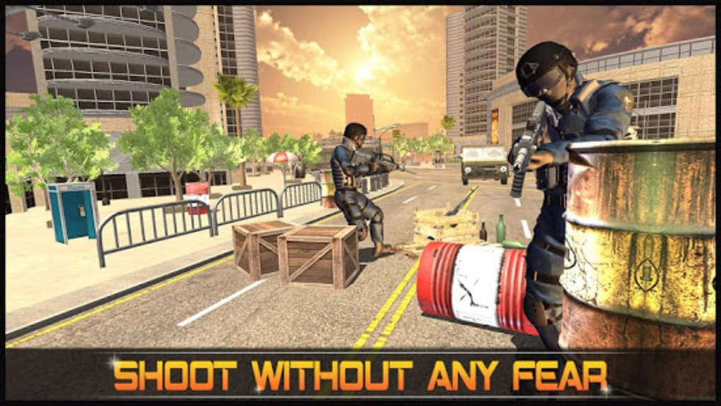 Crossfire Counter Attack: Free Fire Mission Game for Android