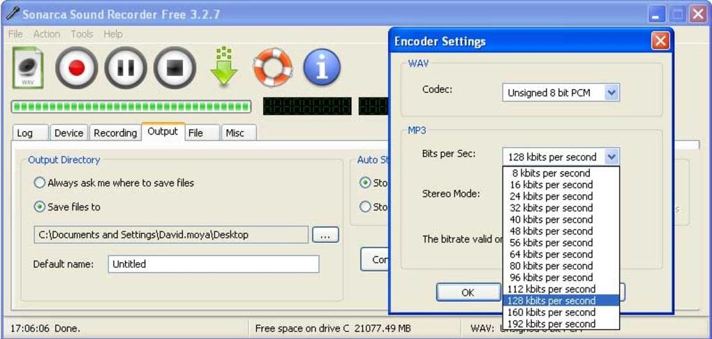 magnetophone windows xp gratuit