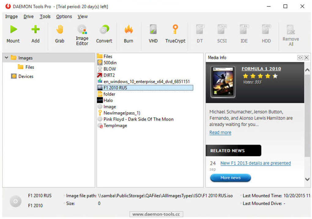 daemon tools pro free license key