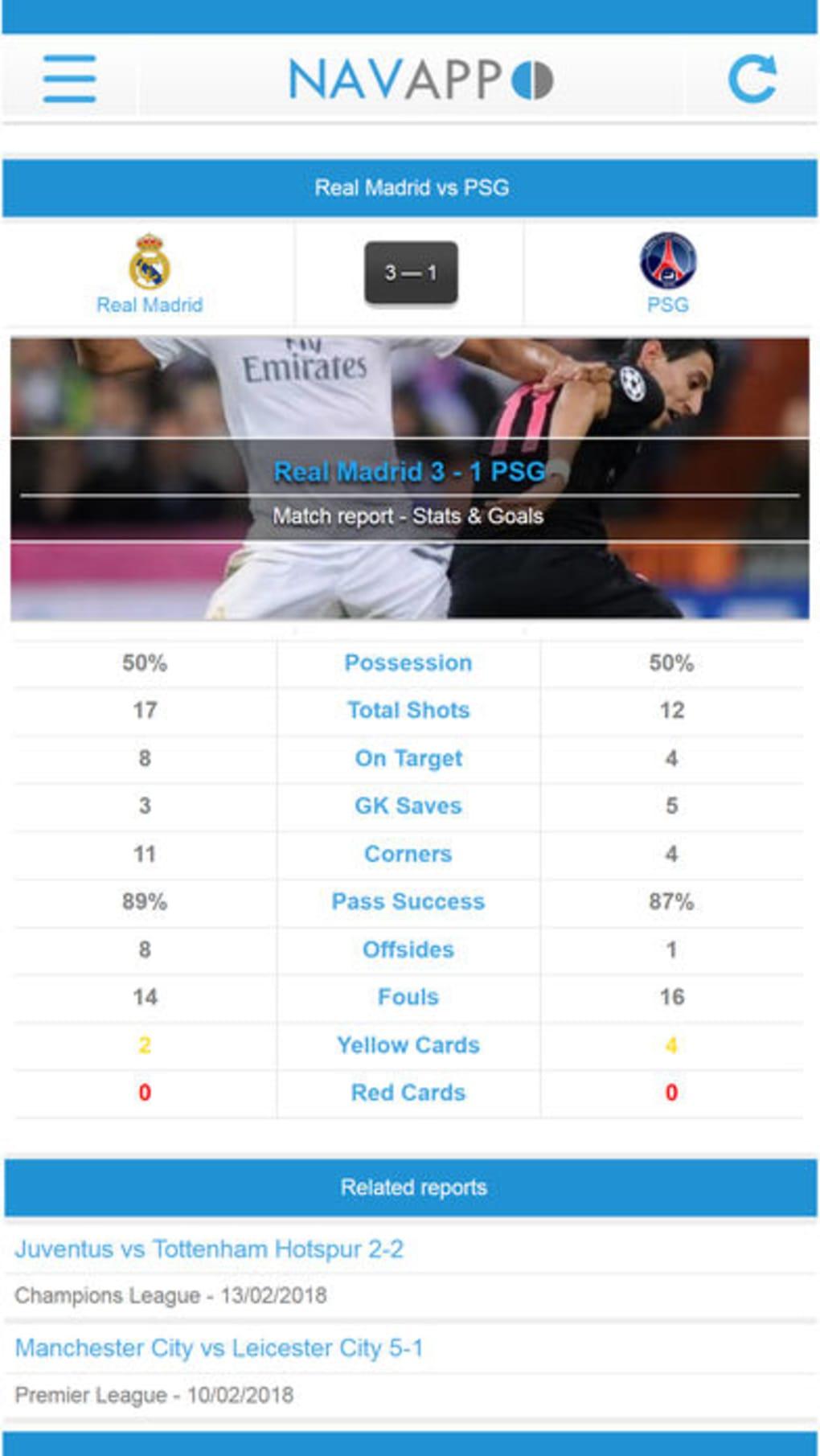 Navixsport for iPhone - Download