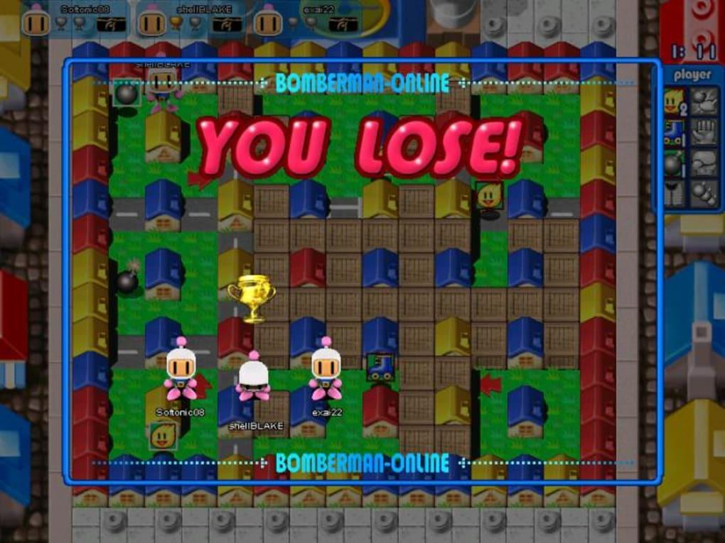 Online Bomberman