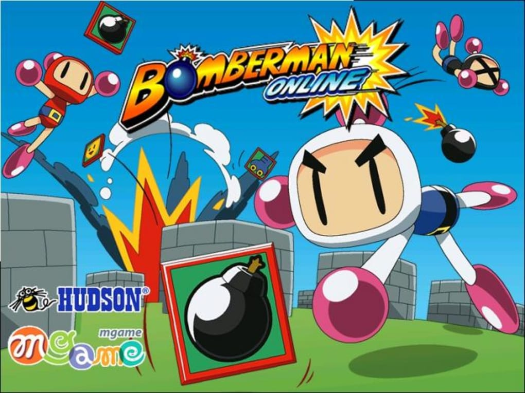 BAIXAR INTERNATIONAL BOMBERMAN ONLINE