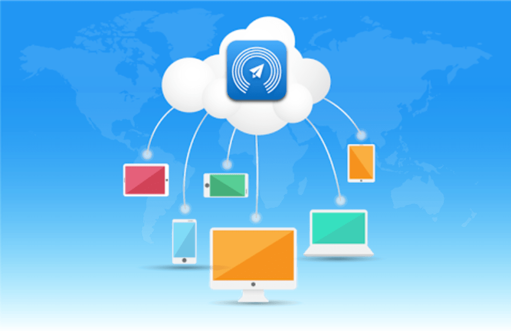 AirDrop - Wifi File Transfer