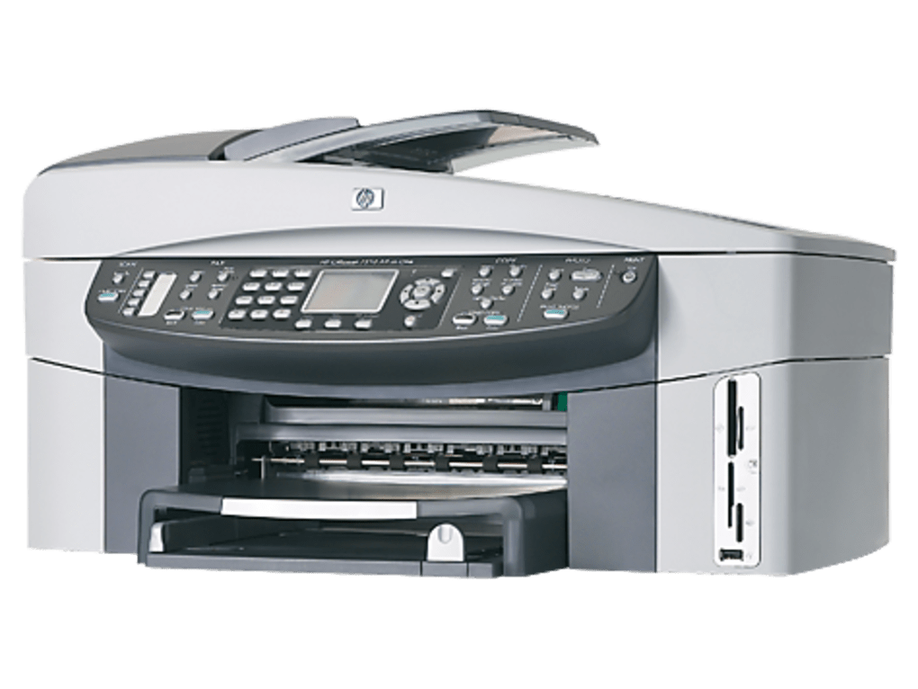 HP Officejet 7310 All-in-One Printer drivers - Download