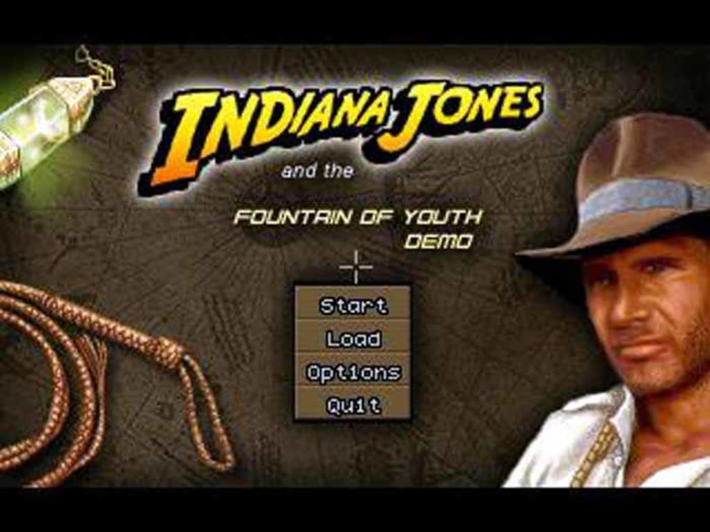 Indiana Jones and the Fate of Atlantis (CD version ...