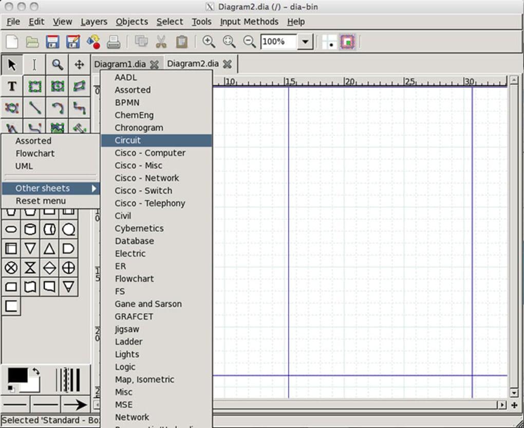 Dia Fr Mac Download Switch Symbols And Cisco 1 5 Screenshots