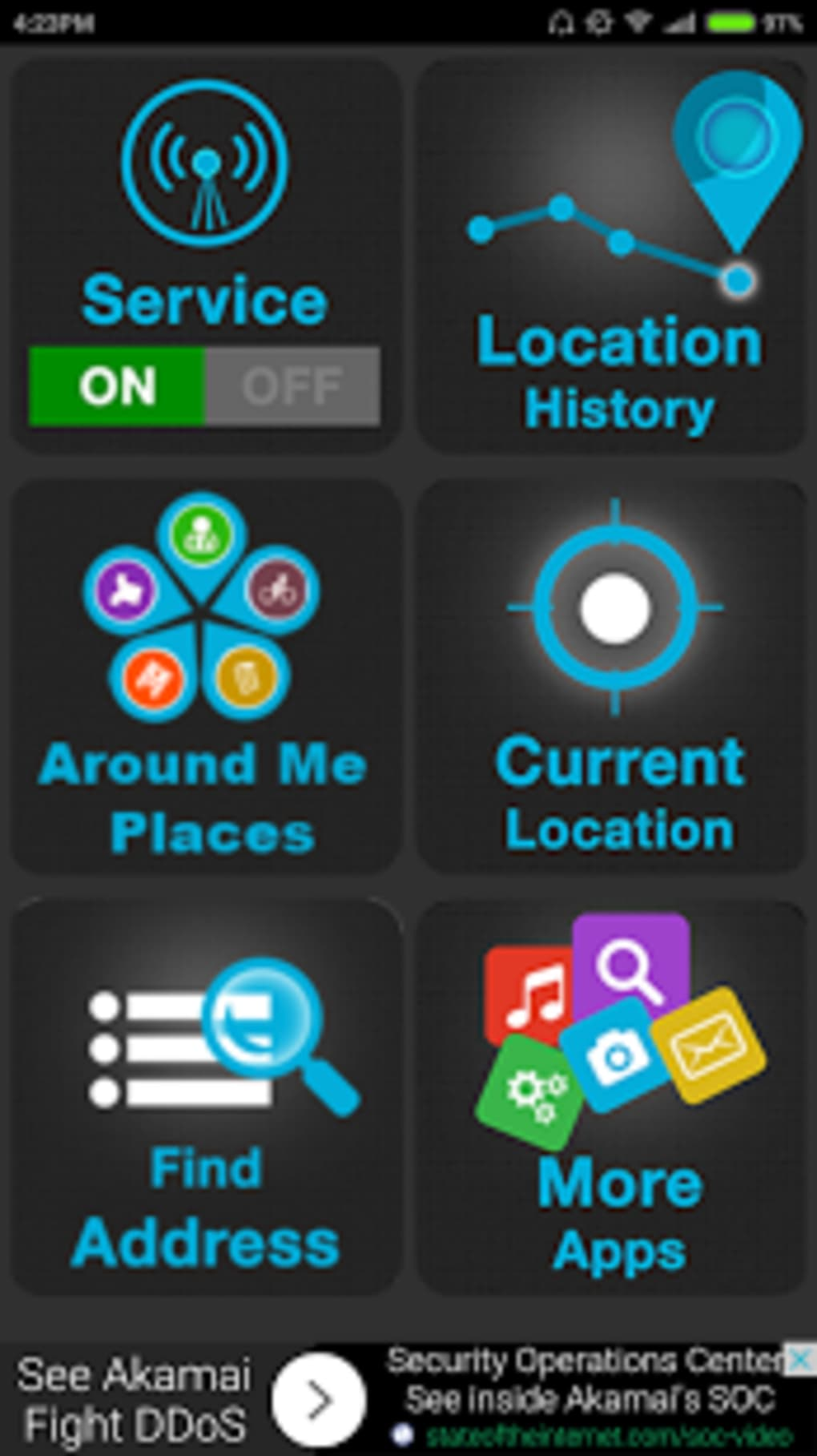 Mobile GPS Location Tracker for Android - Download