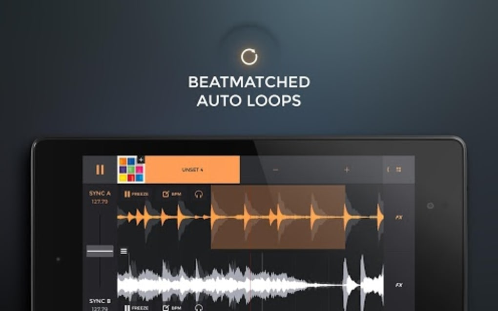 edjing PRO - Music DJ mixer for Android - Download