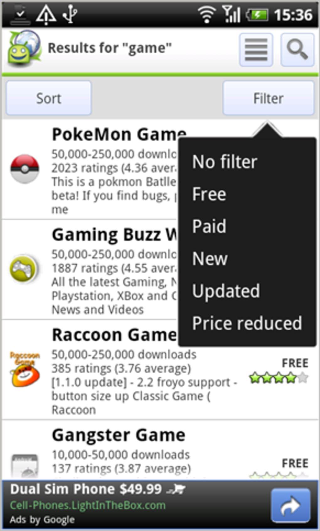 appbrain app market pour android t l charger. Black Bedroom Furniture Sets. Home Design Ideas