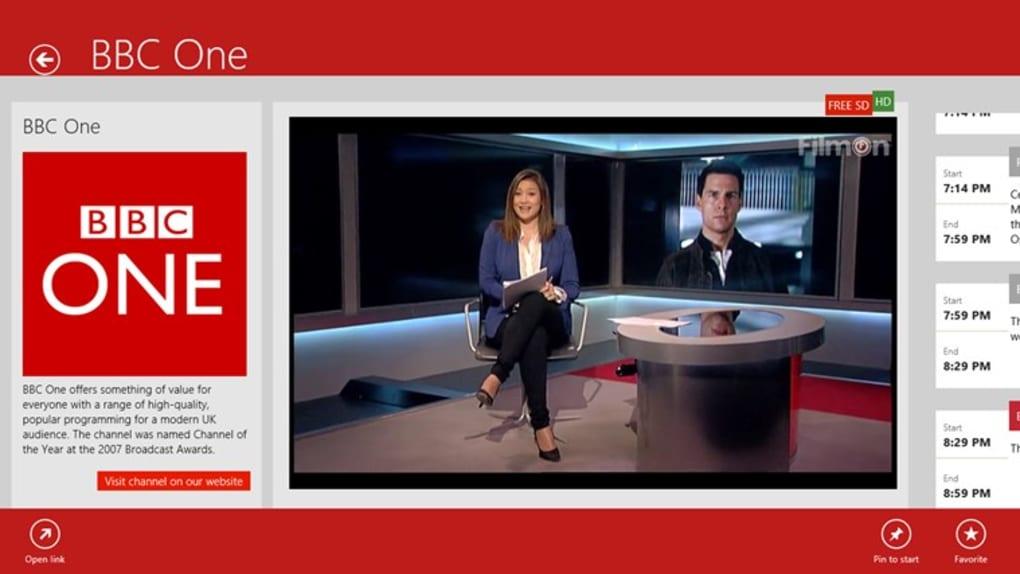 Live TV for Windows 10 (Windows) - Download