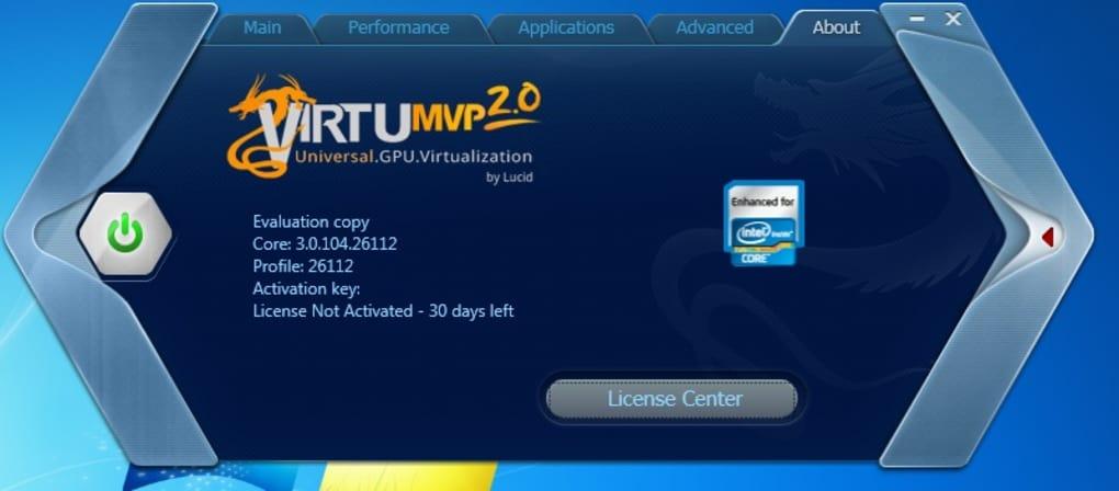 Lucidlogix Virtu MVP 2.0 Graphics Drivers Mac