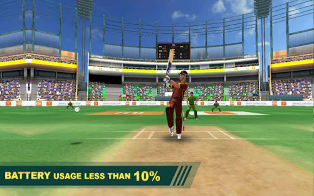 Cricket Lite 3D: Real-Time Multiplayer for Android - Download
