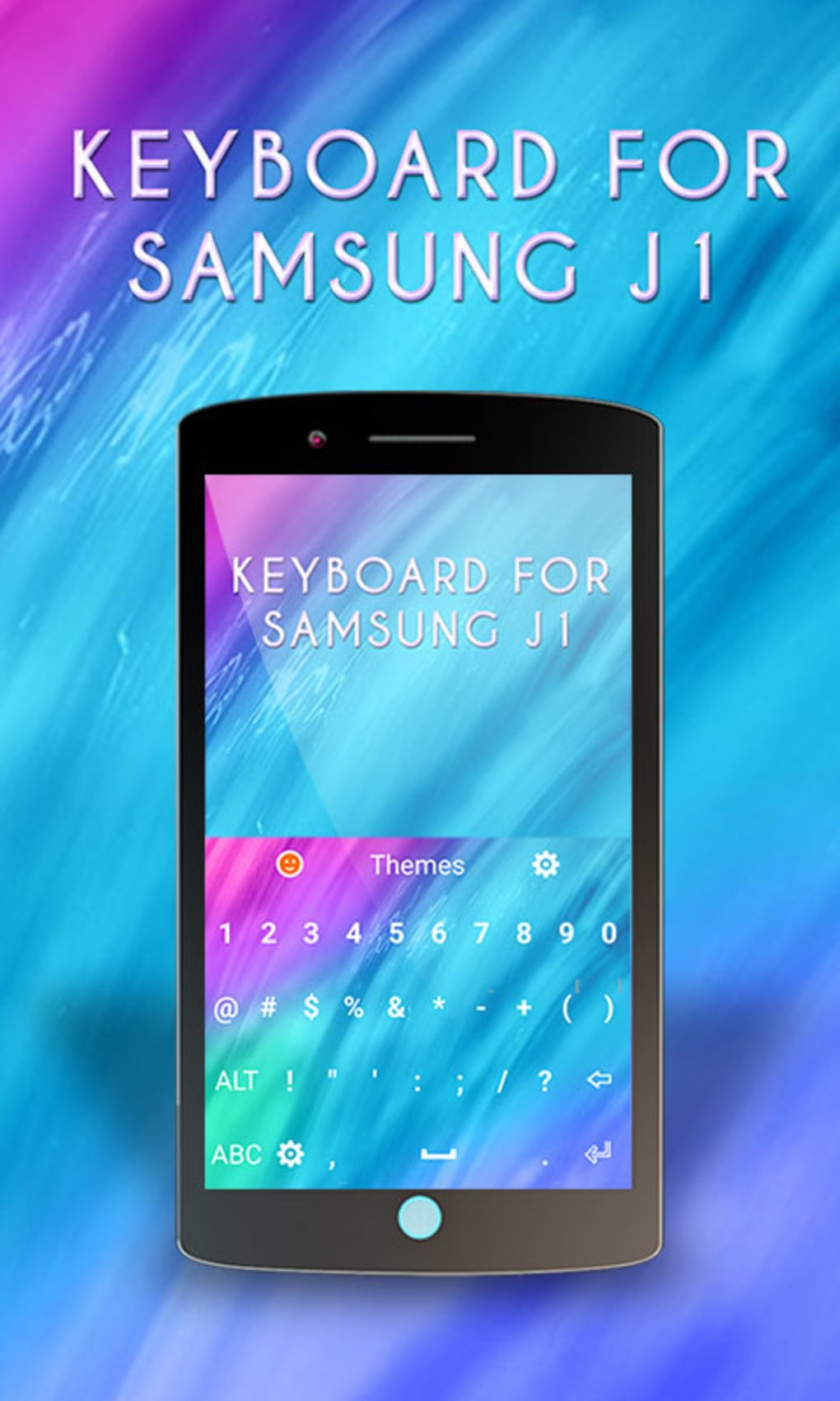 Keyboard for Samsung J1 for Android - Download
