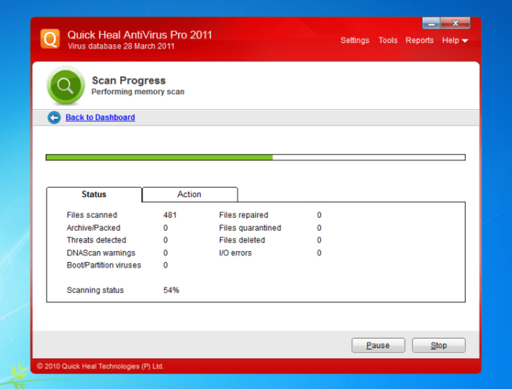 Best free antivirus software for windows 7/xp | diggfreeware. Com.