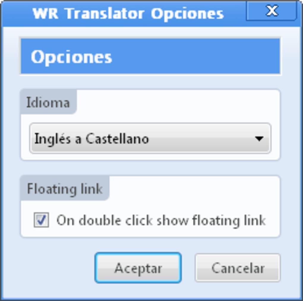 Wordreference Translator Descargar