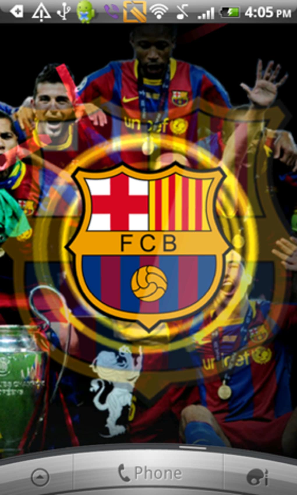Barcelona Live Wallpaper For Android Download