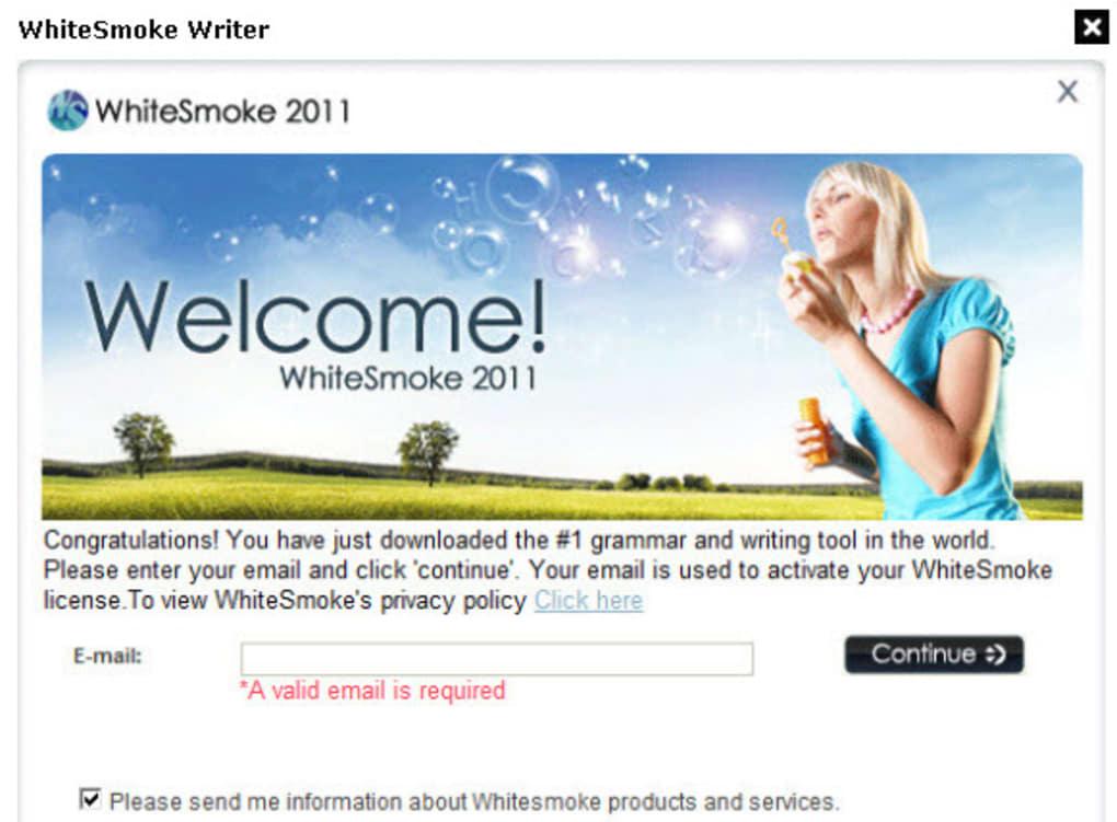 whitesmoke 2011 activation key