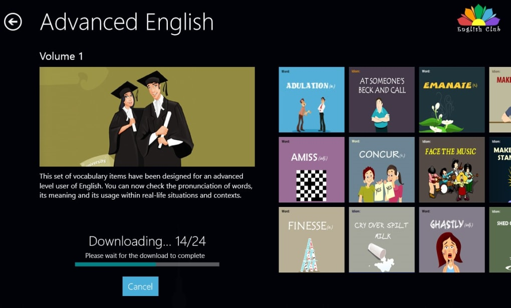 English Club - Download
