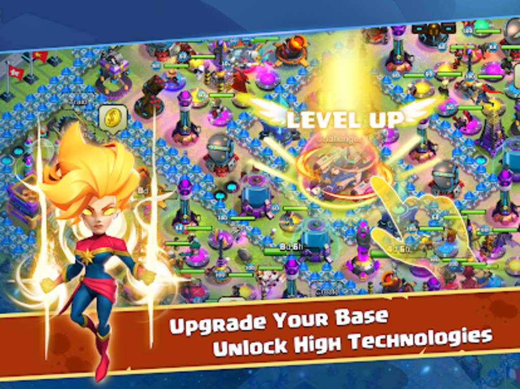 Lastday Clash: Heroes Battles for Android - Download