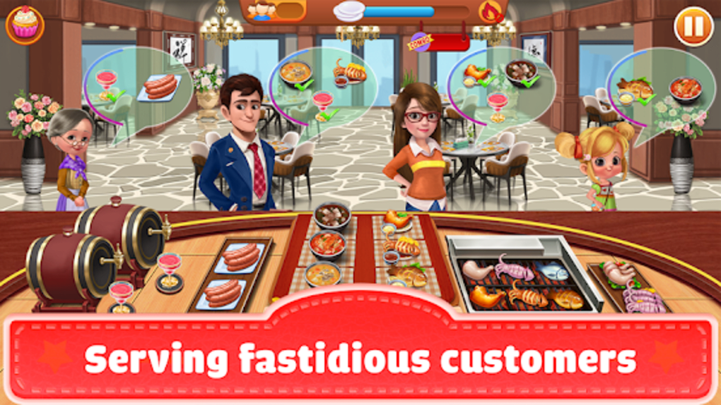 Cooking battle for ios