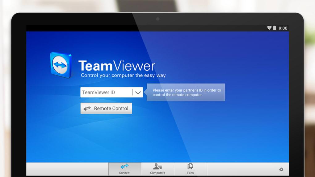 aplicativo teamviewer para android