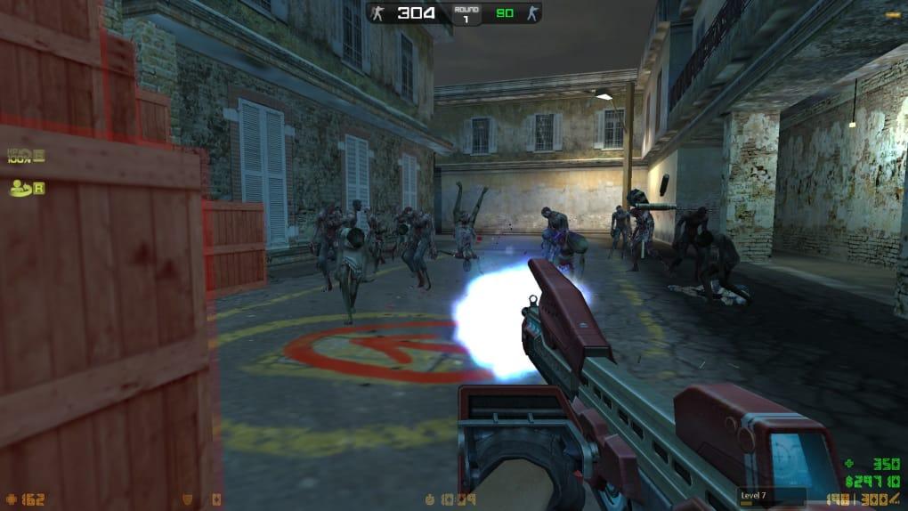 counter strike source zombie horror boss fight tpb