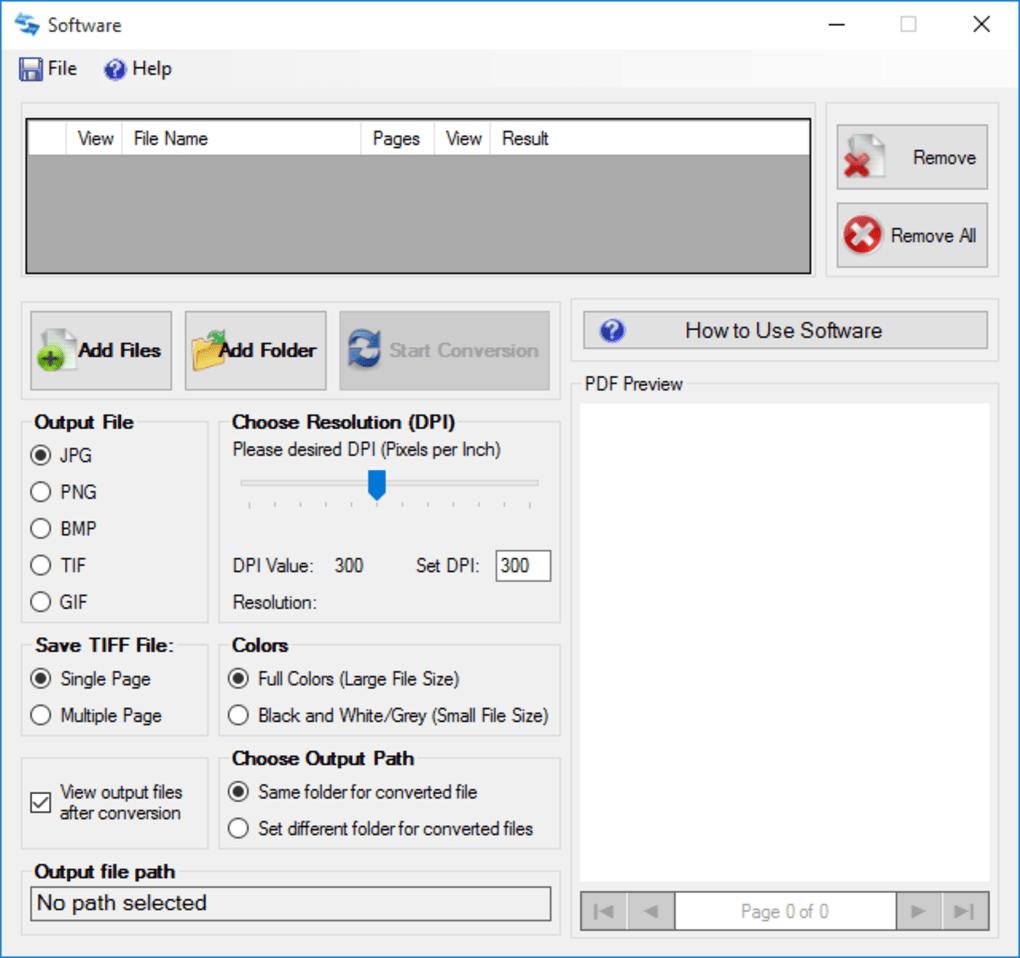 Convert jpg file to pdf free software