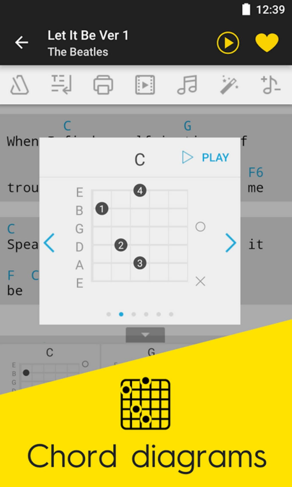 Ultimate Guitar Tabs Chords For Android Download