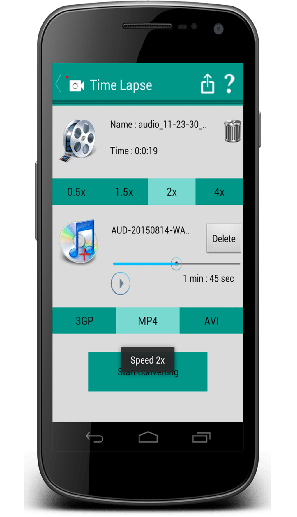 Time lapse App android apk apkpure