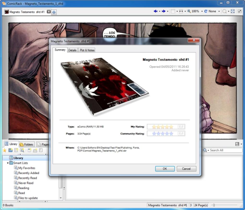 ComicRack - Download