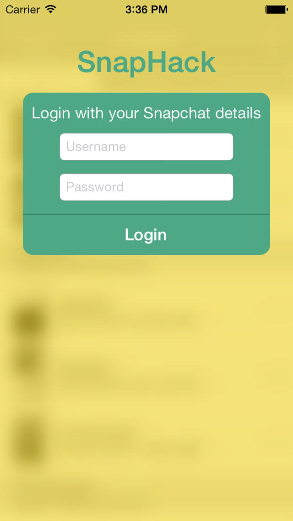SnapHack Pro for Snapchat