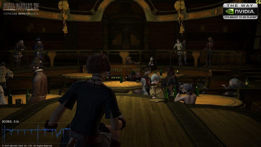 Final Fantasy XIV - Download